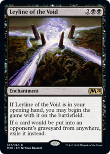 Leyline of the Void - Core Set 2020