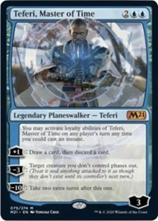 Teferi, Master of Time - Core 2021