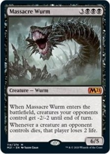Massacre Wurm - Core 2021