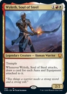 Wyleth, Soul of Steel - Commander Legends - Foil
