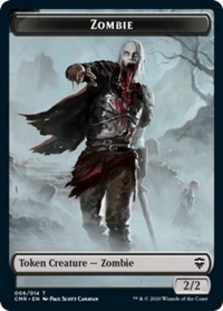 Zombie Token - Commander Legends